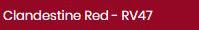 12-Clandestine Red