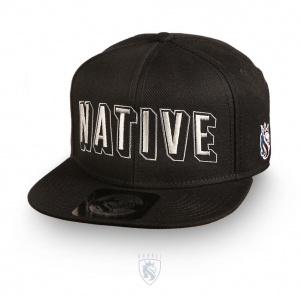 Native Snapback (Monotone)