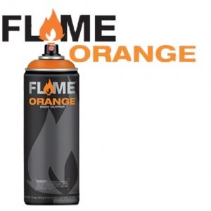 Flame Orange Line